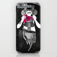 iPhone & iPod Case featuring Inca sprit by mr. louis