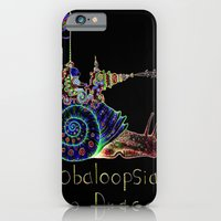 iPhone & iPod Case featuring Sobaloopsian Tune-Dragoon  by Will Santino
