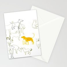 DOGS Stationery Cards
