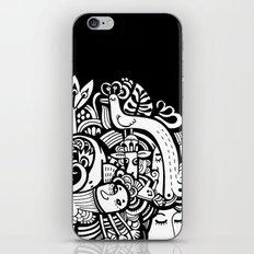 Puisto iPhone & iPod Skin