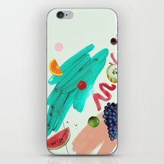 WINTER TROPICAL iPhone & iPod Skin