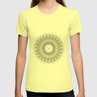 Nexus N°29 Womens Fitted Tee Lemon SMALL