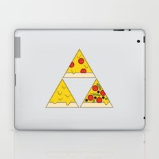 The Pizza Triforce Laptop & iPad Skin