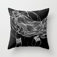 As the Deer Throw Pillow
