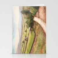 Yorkshire Farmland Stationery Cards