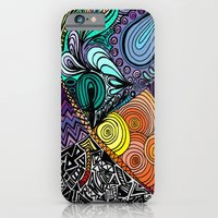 iPhone & iPod Case featuring Extrovert by DuckyB (Brandi)
