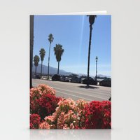 Santa Barbara Brunch Stationery Cards