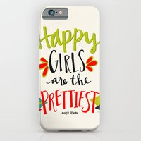 Happy Girls Are The Pret… iPhone 6 Slim Case