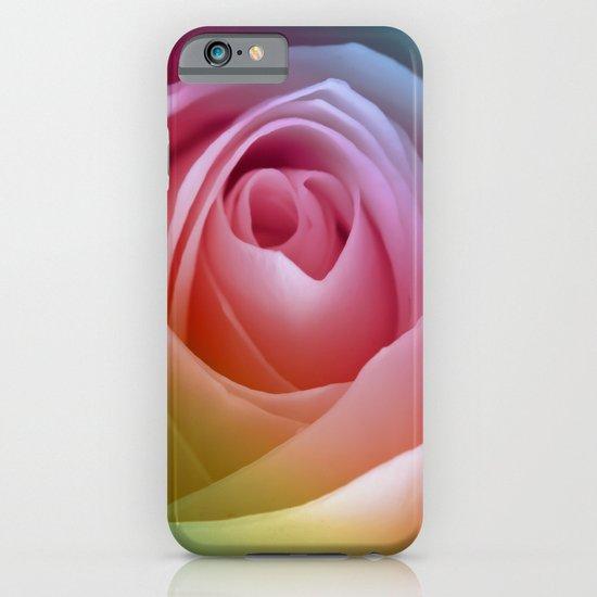 Pastel Rose iPhone & iPod Case
