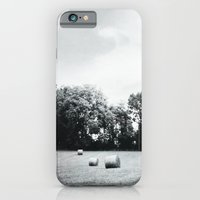 iPhone & iPod Case featuring hay by Jenn DiGuglielmo