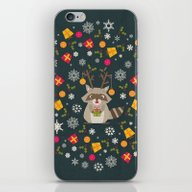 Ornaments iPhone & iPod Skin