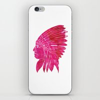 Chief iPhone & iPod Skin