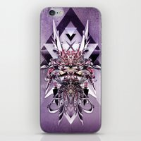 Armor Concept I iPhone & iPod Skin
