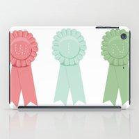 W-I-N-N-E-R iPad Case