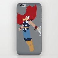Thor, Odinson iPhone & iPod Skin