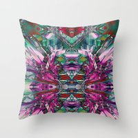 Altered Perceptions 1 Throw Pillow