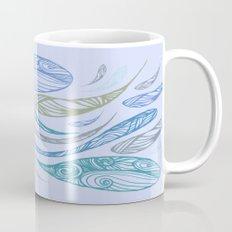 Pandora's Evils in BLUE Mug