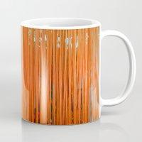 ORANGE STRINGS Mug