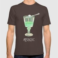 T-shirt featuring Absinthe by Nan Lawson
