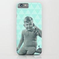 Geometric vintage iPhone 6 Slim Case
