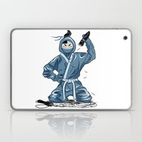 Mr Ninja Laptop & iPad Skin
