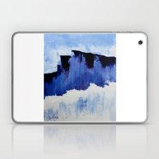 Cold Blue Laptop & iPad Skin