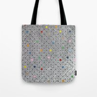 Pin Points Polka Dots Sh… Tote Bag