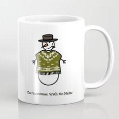 The Snowman With No Name Mug