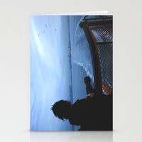 Blue & Lonesome Stationery Cards
