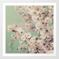 Spring Daydream Art Print