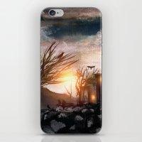 Tales of Halloween II iPhone & iPod Skin