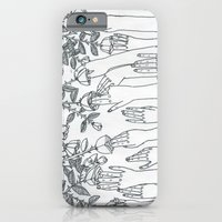 iPhone & iPod Case featuring Roses by Emilia Olsen