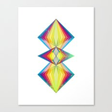 Polarity Canvas Print