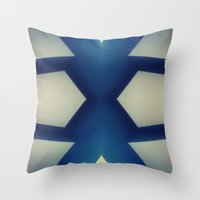 sym8 Throw Pillow