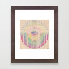 inner vision Framed Art Print