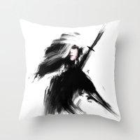 Lux Throw Pillow