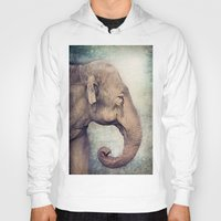 The smiling Elephant Hoody