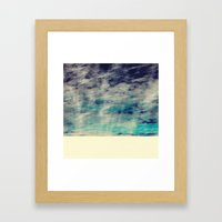 In a Deep Sleep Framed Art Print