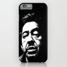 Serge Gainsbourg Slim Case iPhone 6s