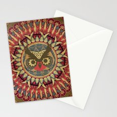 Vintage Owl Stationery Cards