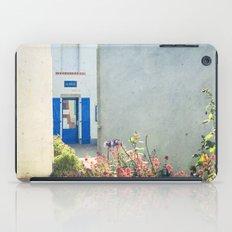 Houat #5 iPad Case