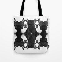Lulo's Evil Look. Tote Bag