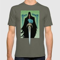 Death Bringer Mens Fitted Tee Lieutenant SMALL