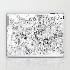 Fragments of dream Laptop & iPad Skin