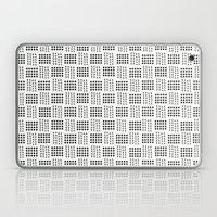 Dots & Triangles Laptop & iPad Skin