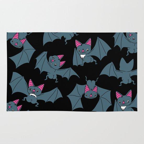 Bat Butts!!! Area & Throw Rug