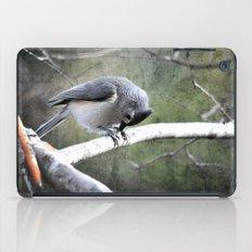 Tufted Titmouse iPad Case