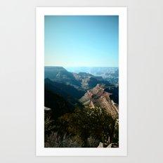 canyonaty Art Print