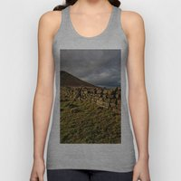 Roseberry Topping Unisex Tank Top