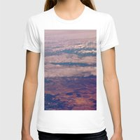 Above Womens Fitted Tee White SMALL